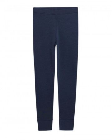 Hust and Claire - Laso Leggings Ull/Bambus, Blues