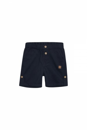 Hust and Claire - Halfdan shorts, navy
